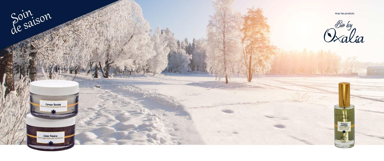 Traversée Scandinave avec les produits Bio by Oxalia